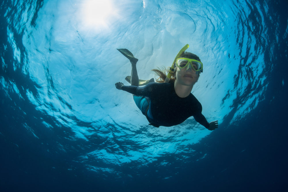 How Do You Free Dive Without Your Ears Hurting?