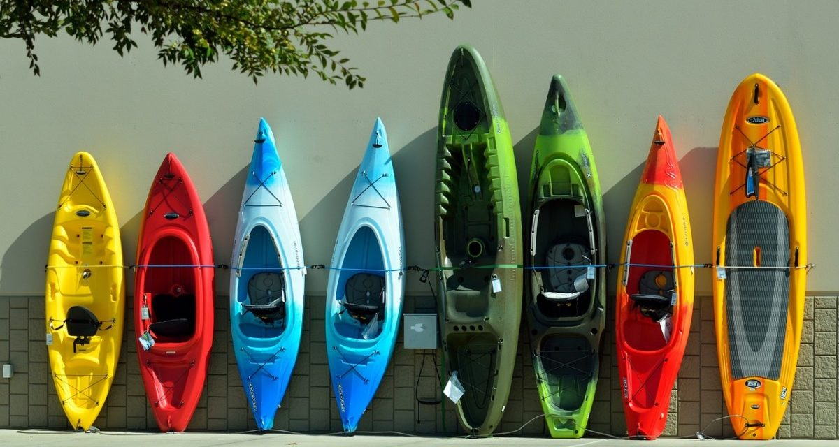 The Best Sea Kayaks for Spearfishing