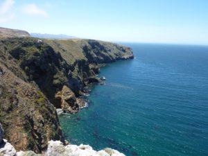 Snorkeling Channel Islands